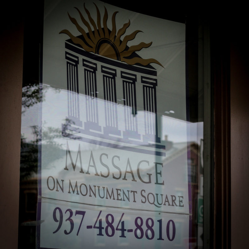 Massage on Monument Square