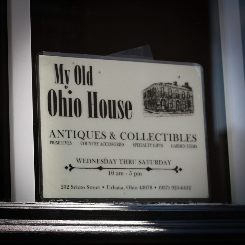 My Old Ohio House store