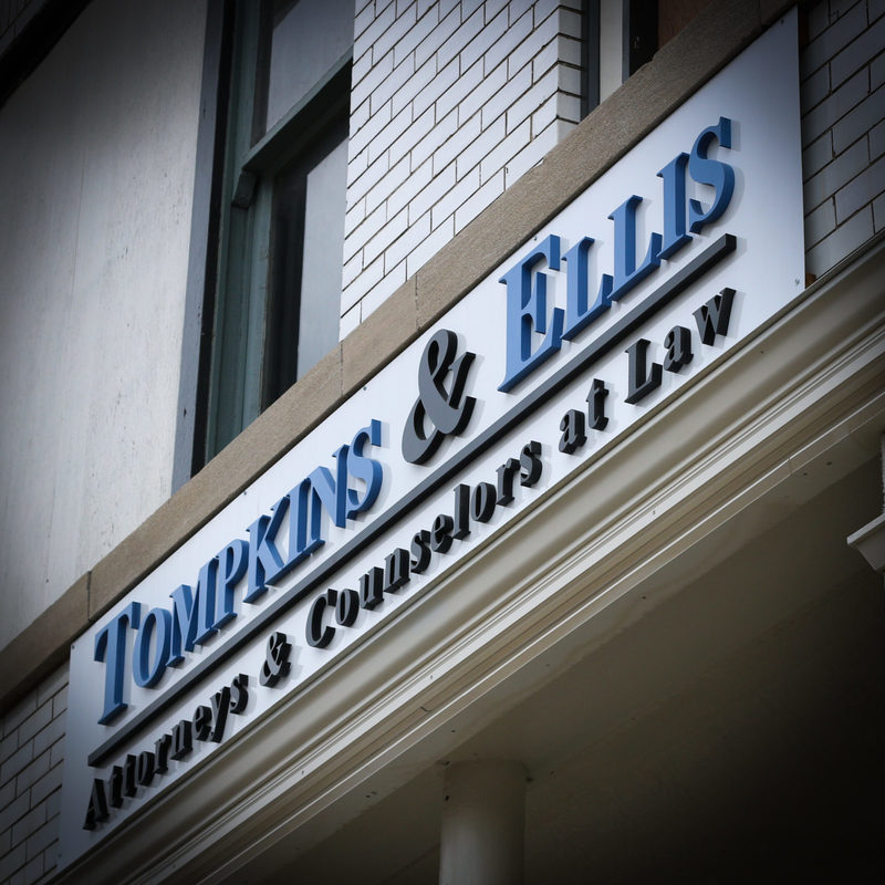 Tompkins & Ellis Attorneys Urbana